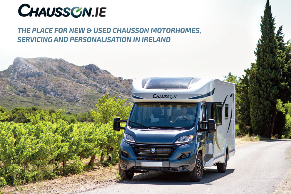Chausson.ie - The place for new & used chausson motorhomes, servicing and personalisation in Ireland